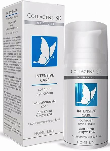 Medical Collagen 3D Крем вокруг глаз Intensive care