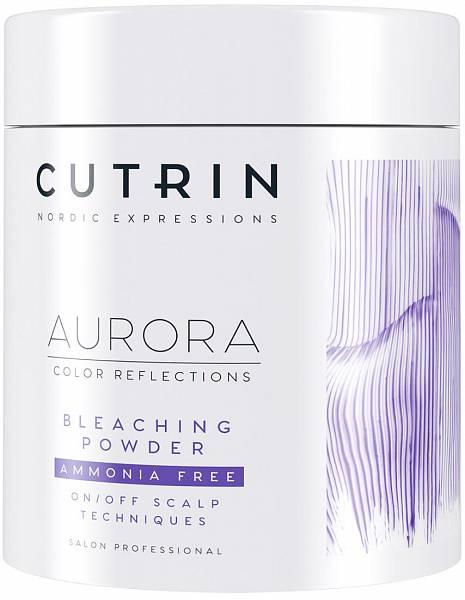 Cutrin Aurora Bleach Осветляющий порошок без запаха и аммиака