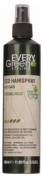 Dikson Everygreen Экологический лак-спрей без газа сильной фиксации