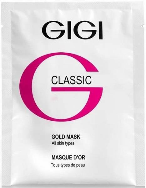 GIGI Skin Expert Маска золотая