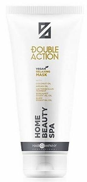 Hair Company Double Action Маска релакс для волос Home Beauty Spa Relaxing Mask