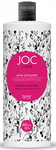 Barex JOC Color Line Оксигент с эффектом блеска