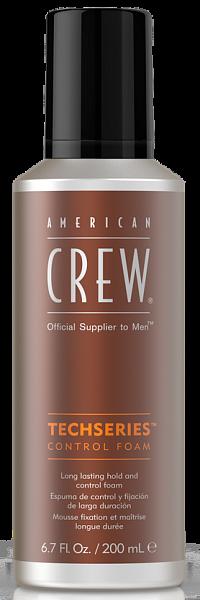 American Crew Techseries Пена для укладки Control Foam
