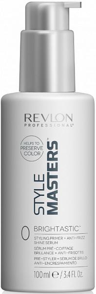 Revlon Style Masters Double or Nothing Сыворотка для блеска волос Brightastic
