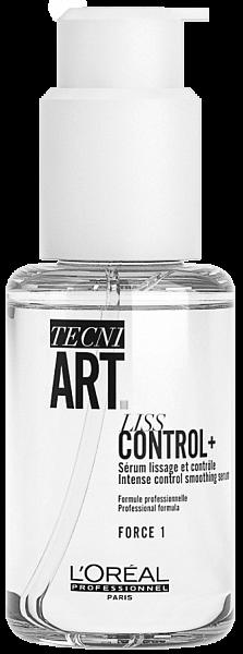 Loreal TecniArt Сыворотка для контроля гладкости Liss Control Plus