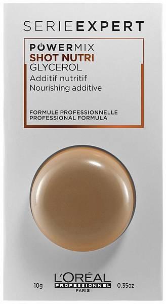 Loreal Nutrifier Концентрат для питания волос PowerMix Shot
