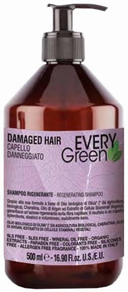 Dikson Everygreen Шампунь для поврежденных волос