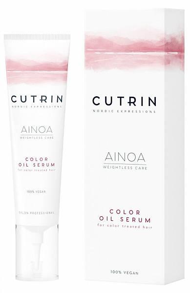 Cutrin AINOA Масло-сыворотка Color