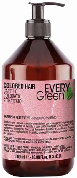 Dikson Everygreen Шампунь для окрашенных волос