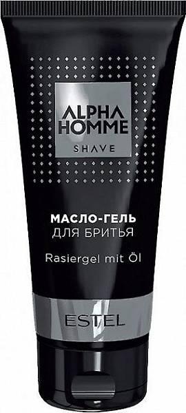 Estel Alpha Homme Масло-гель для бритья