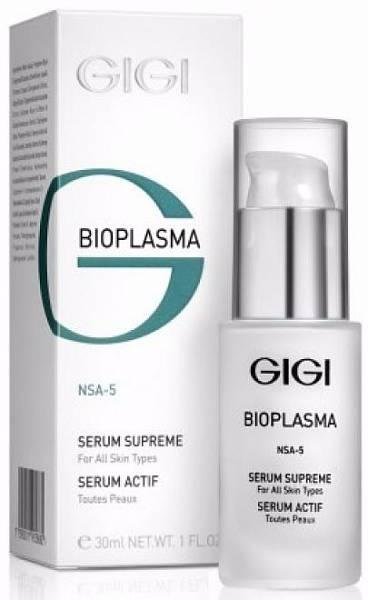 GIGI Bioplasma Serum Supreme Сыворотка для всех типов кожи