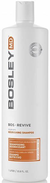 Bosley Revive Шампунь-активатор от выпадения и для стимуляции роста окрашенных волос