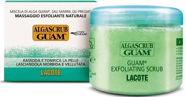 Guam Скраб для тела увлажняющий Algascrub