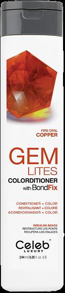 Celeb Gem Lites Кондиционер тонирующий цвет Огненный Опал