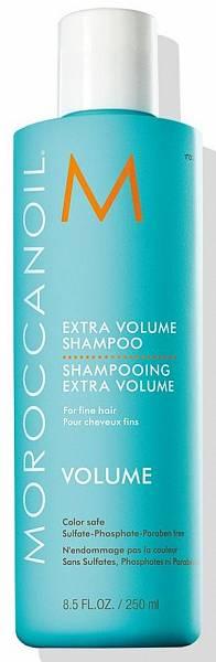 Moroccanoil Шампунь экстра объём волос Extra Volume