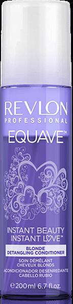 Revlon EQUAVE Несмываемый 2х фазный спрей кондиционер для светлых волос