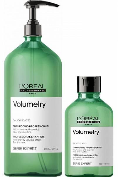 Loreal Volumetry Шампунь для объёма волос