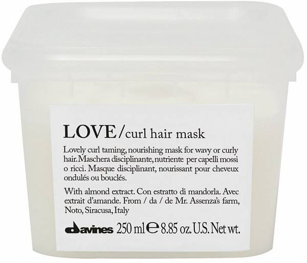 Davines Essential Маска для усиления завитка LOVE CURL