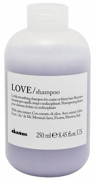 Davines Essential Шампунь для разглаживания завитка LOVE