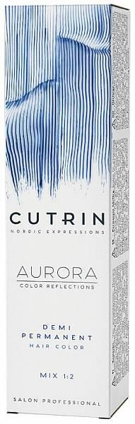 Cutrin Безаммиачный краситель для волос AURORA Demi