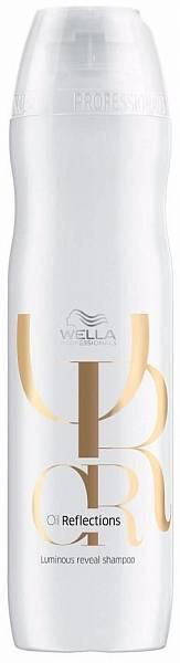 Wella Oil Reflections Шампунь для интенсивного блеска волос