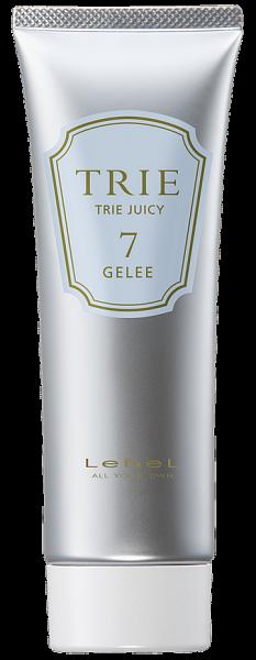Lebel Trie Gelee&Cream Гель-блеск для укладки волос сильной фиксации Juicy 7