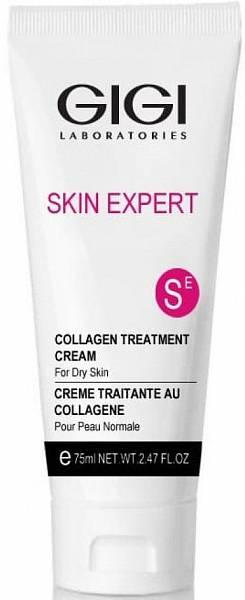 GIGI Skin Expert Крем питательный коллагеновый