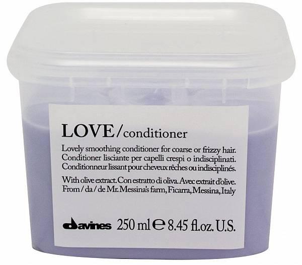 Davines Essential Кондиционер для разглаживания завитка LOVE
