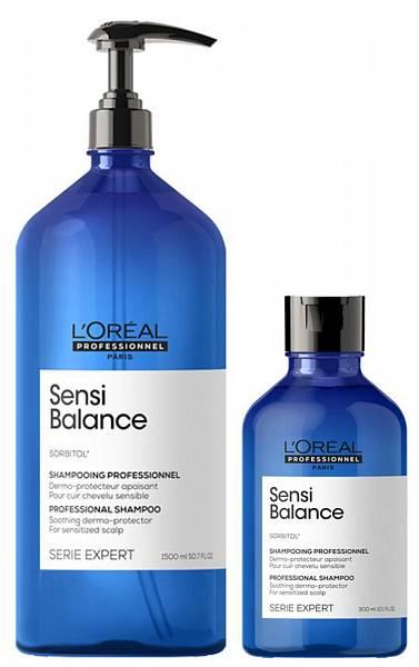Loreal Sensi Balance Шампунь для чувствительной кожи головы