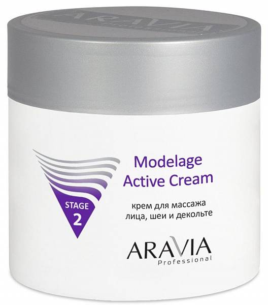 ARAVIA Крем для массажа Modelage Active Cream