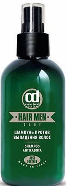 Constant Delight Barber Шампунь против выпадения волос аромат Hermes
