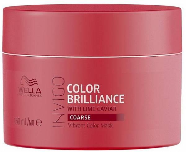Wella Invigo Color Brilliance Крем-маска для защиты цвета волос