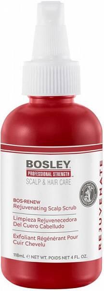 Bosley Treatment Скраб обновляющий для кожи головы