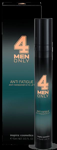 Inspira 4 Men Only Лифтинг-сыворотка от отеков и темных кругов под глазами Anti Fatigue Hangover