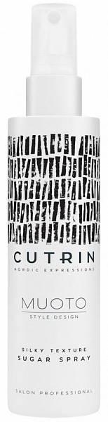 Cutrin MUOTO Сахарный спрей для шелковистой текстуры Silky Texture Sugar Spray