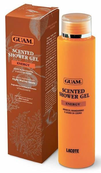 Guam Гель для душа ароматический Энергия и Тонус