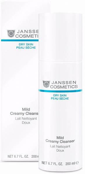 Janssen Dry Skin Нежная очищающая эмульсия Mild Creamy Cleanser
