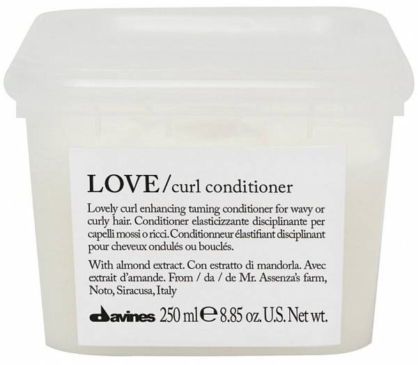 Davines Essential Кондиционер для усиления завитка LOVE CURL