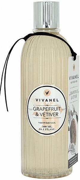 Vivanel Гель для душа Грейпфрут и Ветивер