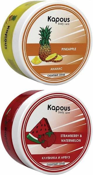 Kapous Body Care Сахарный скраб
