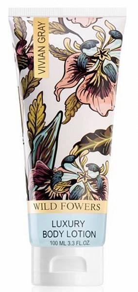 Vivian Gray Лосьон для тела Полевые цветы