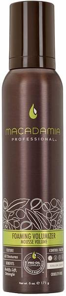 Macadamia Professional Мусс для объёма Foaming Volumizer Mousse Volume