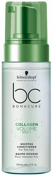 Schwarzkopf BC Collagen Volume Boost Мусс-кондиционер для объёма волос