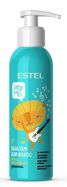 Estel Little Me Детский бальзам для волос Лёгкое расчёсывание