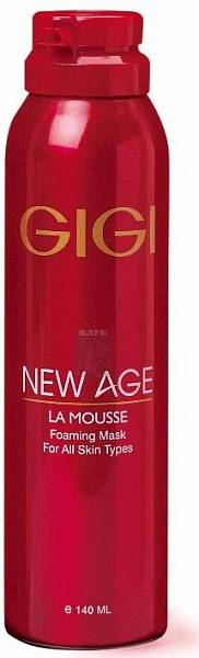GIGI New Age Foaming mask Маска-мусс экспресс лифтинг