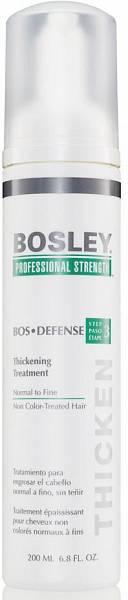 Уход увеличивающий густоту нормальных/тонких неокрашенных волос Bosley Defense