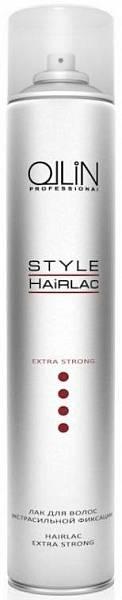 Ollin Style Лак для волос экстра сильной фиксации