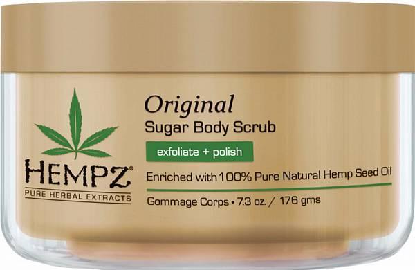 Hempz Скраб для тела Herbal Body Scrub