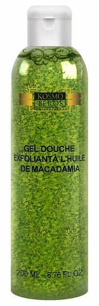 Kosmoteros Активный специальный гель для душа с маслом макадамии