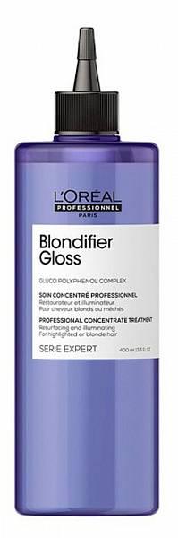 Loreal Blondifier Концентрат восстанавливающий Gloss